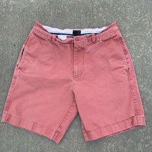 J. Crew chino shorts size 31